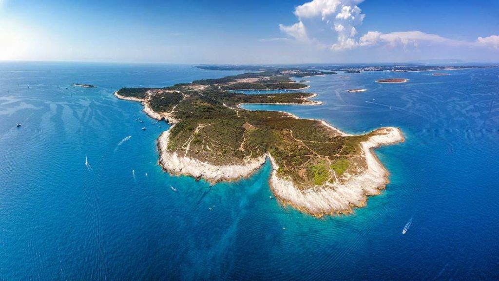 Cape Kamenjak croatia